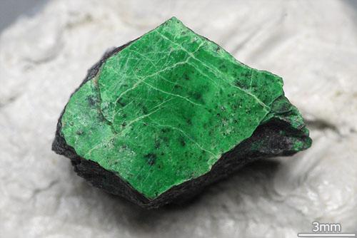 クローム鉄鉱 chromite (平取)