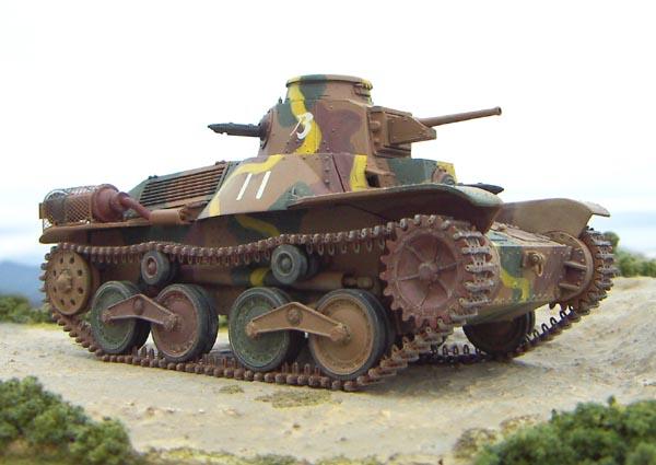九七式中戦車の画像 p1_16